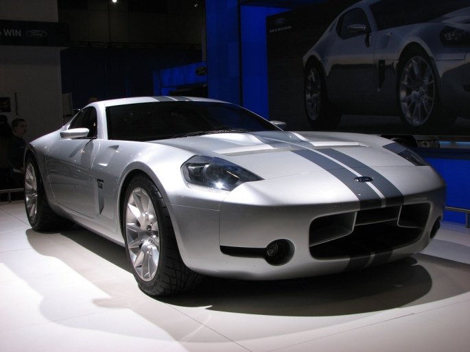 Ford Shelby GR-1 Concept 1