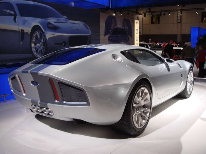 Ford Shelby GR-1 Concept 2