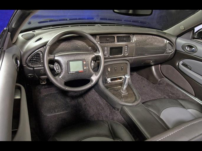 The Jaguar XK-RS by Rocketsports Racing