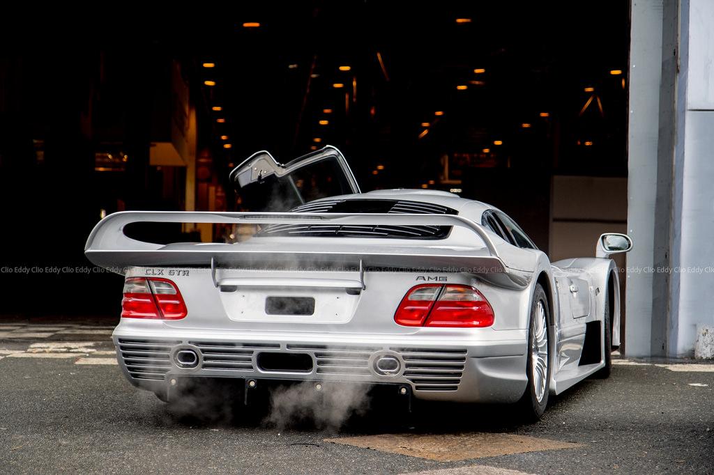 Mercedes CLK GTR1