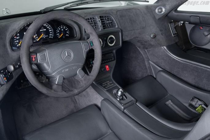Mercedes CLK GTR2