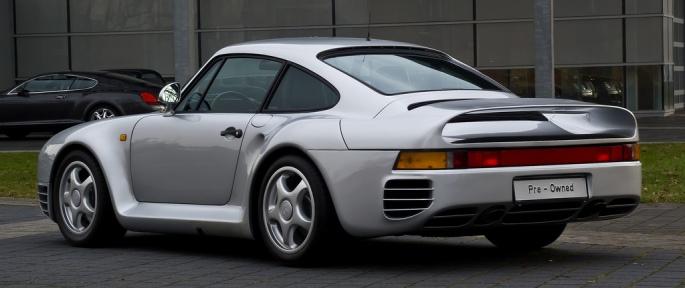 Porsche 959-1