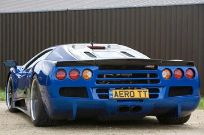 SSC Ultimate Aero TT-1
