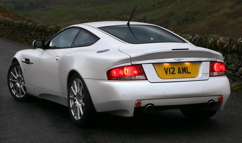 2004 Aston Martin Vanquish S