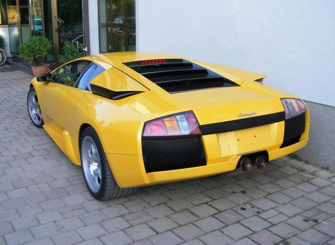 Lamborghini Murcielago-1