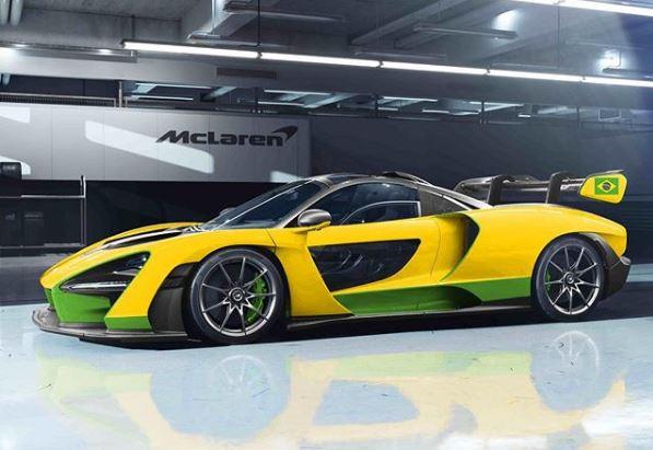 McLaren Senna-1