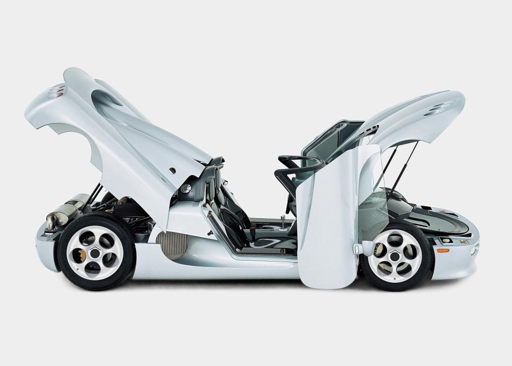 Koenigsegg CC8S-1
